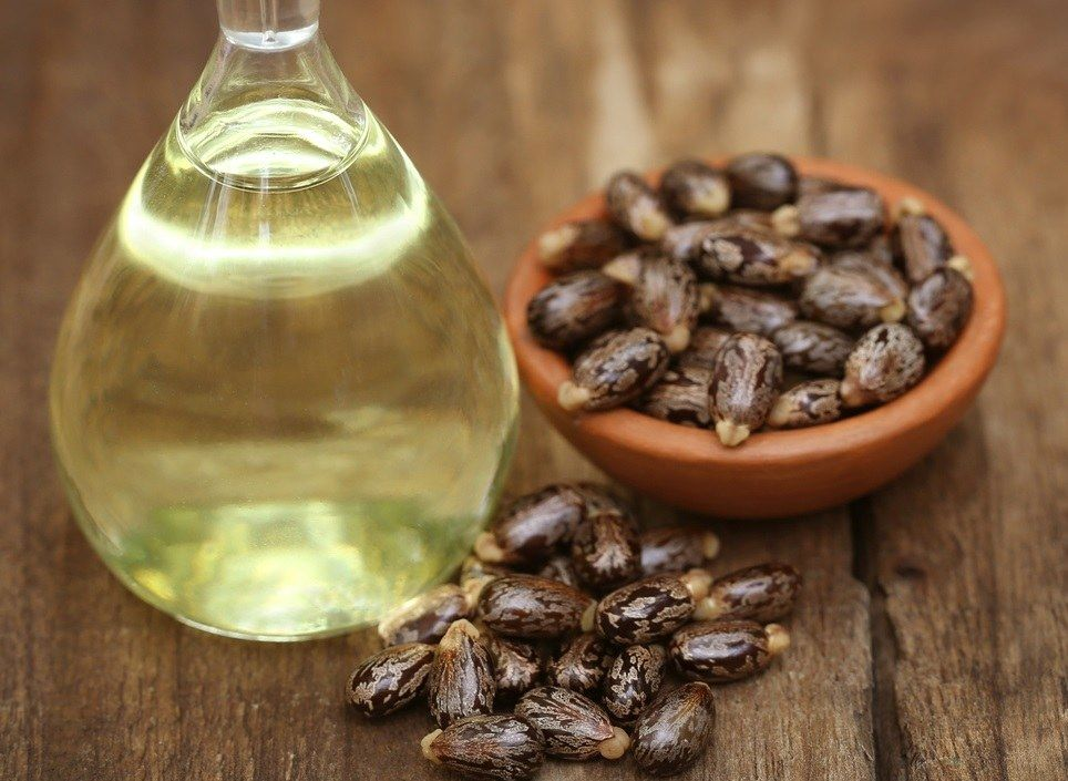 castor oil benefits health
