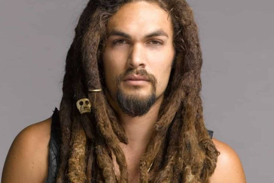 Rastafarians' hairstyles