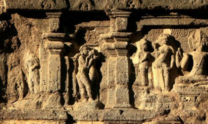 About The Archaeological Mystery Of Ellora Caves