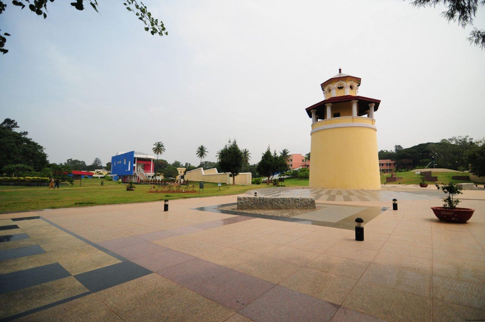 irony of freedom park