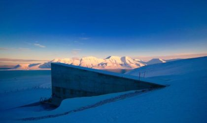 The Last Resort: Preservation For Doomsday In The Land Of Ice