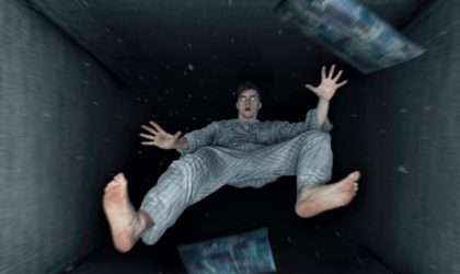 Ever Experienced Falling Off In Your Sleep?
