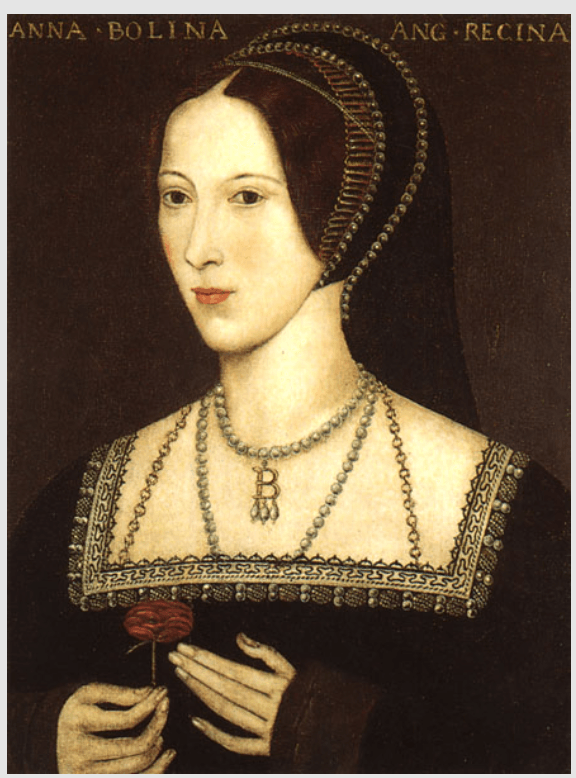Anne Boleyn Queen Consort of England