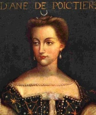 Diane De Poitiers Chief Mistress of France