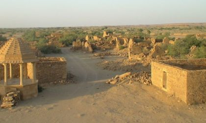Do You Know About Kuldhara: The Haunted Village In Rajasthan?