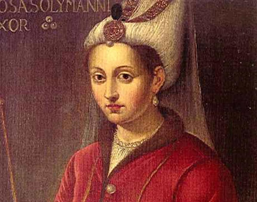 Roxelana The Haseki Sultan Ottoman Empire