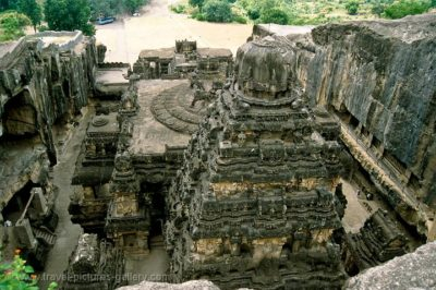 archaeological mystery ellora caves