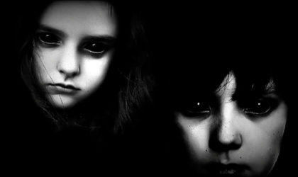 Blood-Curdling Lore Of The Black-Eyed Children