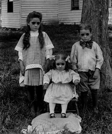 paranormal supernatural black eyed kids