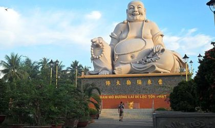 Do You Know Why Laughing Buddha Has A Big Belly?