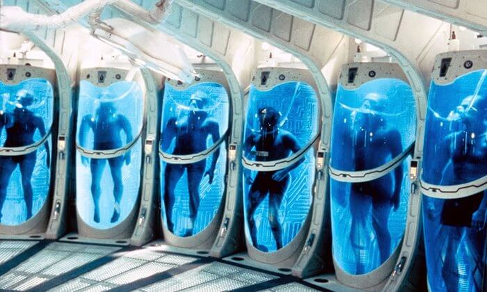 Cryonics Frozen Preservation Process Of Human Body