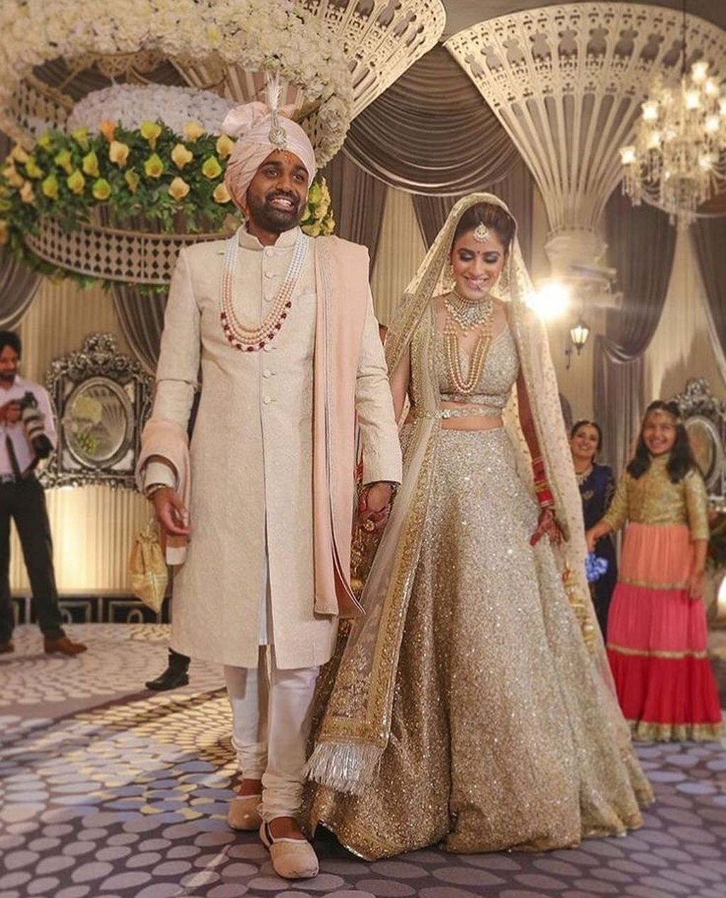 Indian wedding bridal outfits guide