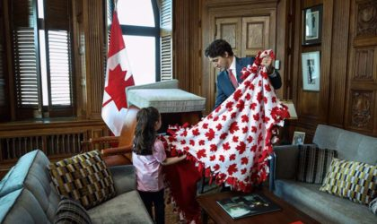 Do You Know About The 5-Year Old Canadian Prime Minister