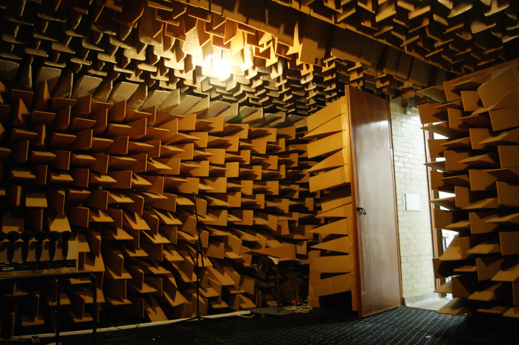 Staying In The World\'s Quietest Room Would Make You Insane!