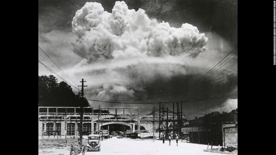 hiroshima and nagasaki attack