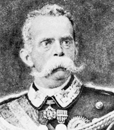 King Umberto I, had a twin