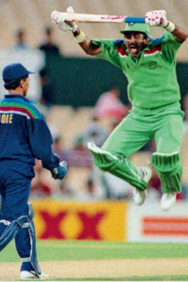 giant leap for cricket