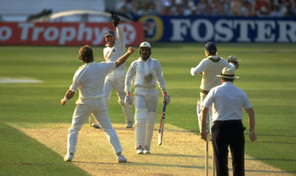 The Funniest Sledging In Cricket: The Miandad-More Saga