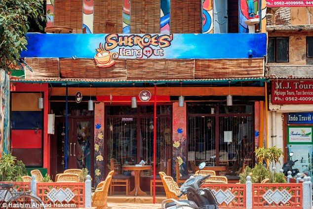 sheroes hangout cafe outlets