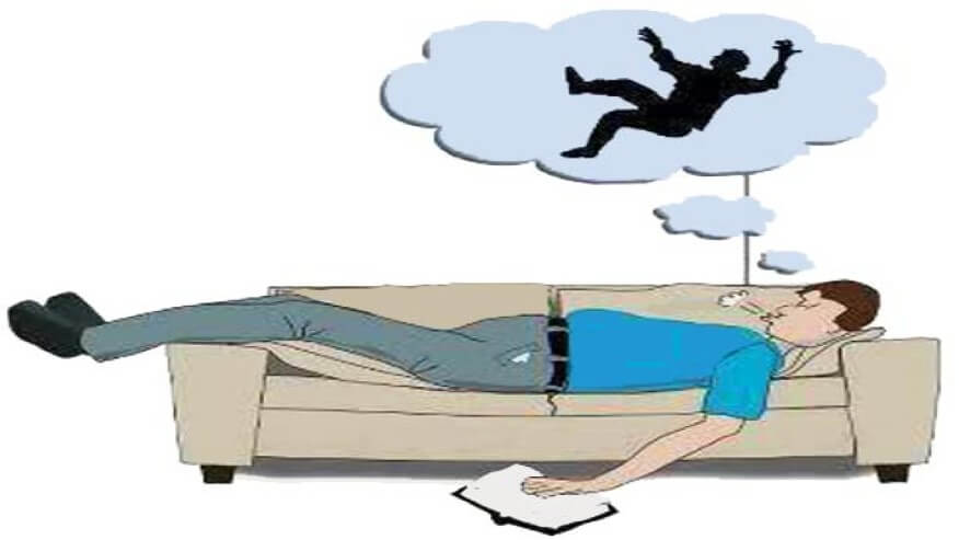 Have You Ever Experienced Falling Off In Your Sleep!