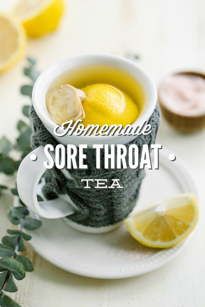 sore throat cure