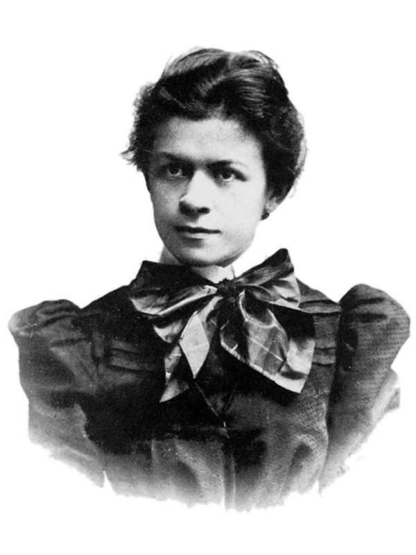 einstein's first wife mileva maric