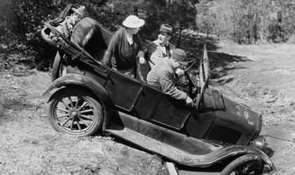 Know About The First Ever Car Accident