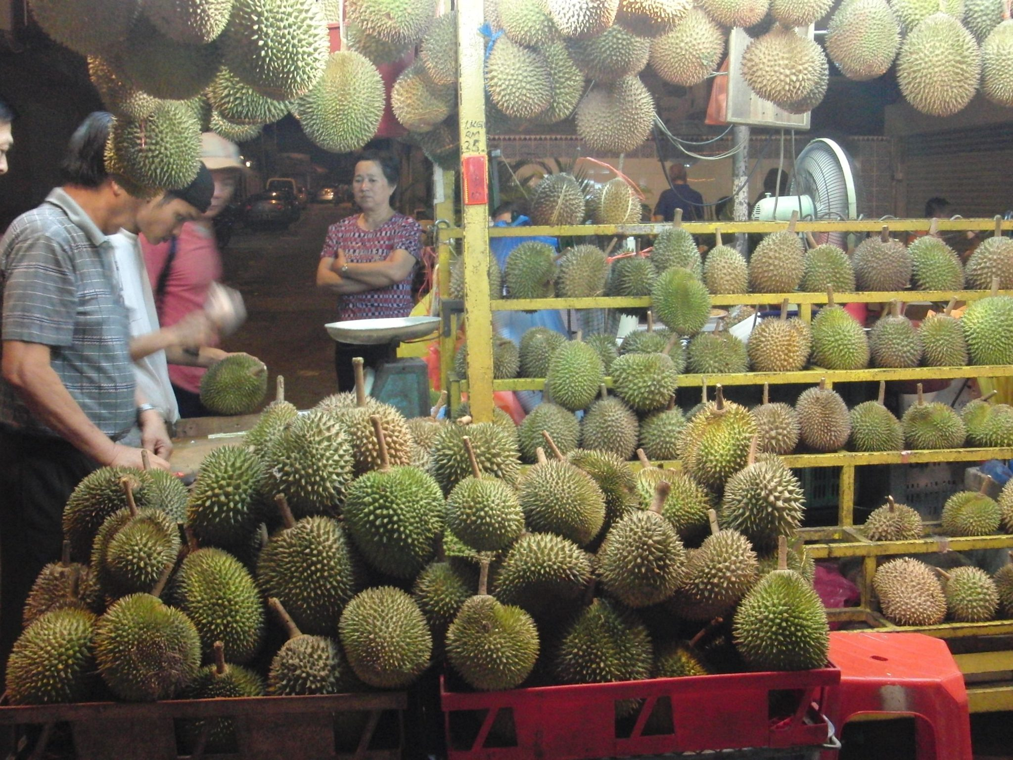 myths about durian fruit