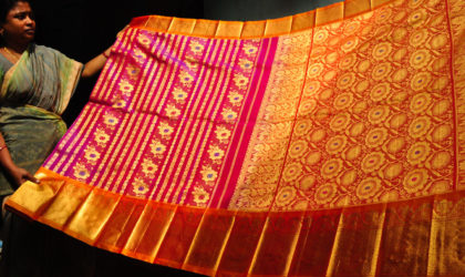 8 Different Sarees From Across The Country To Know About!