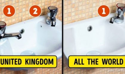 How Logical Is It To Have Two Taps In The UK?  Let's Find It Here