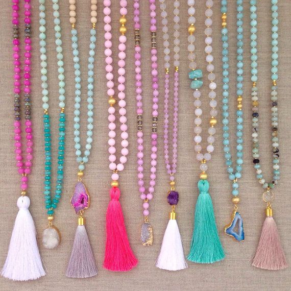 mala beads colours and importance