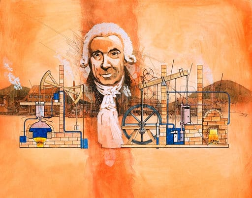 father of steam engines england