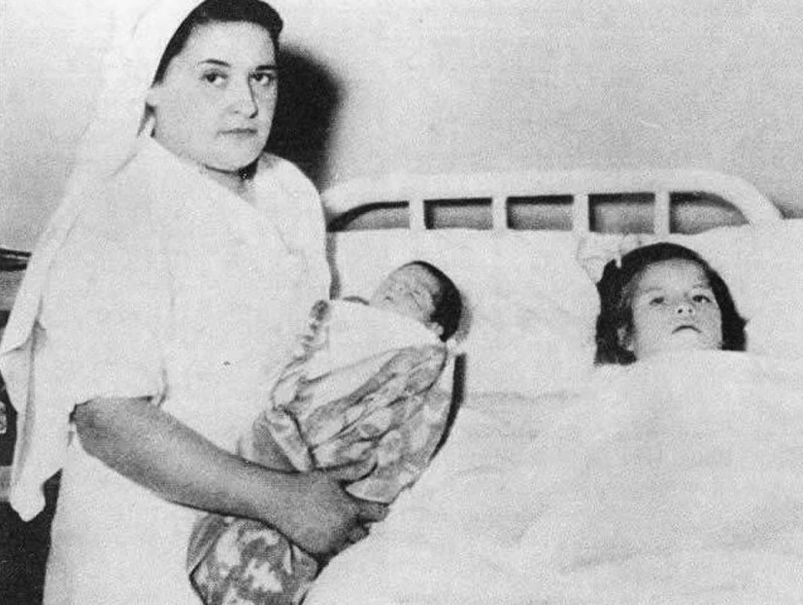 Lina Medina youngest mother