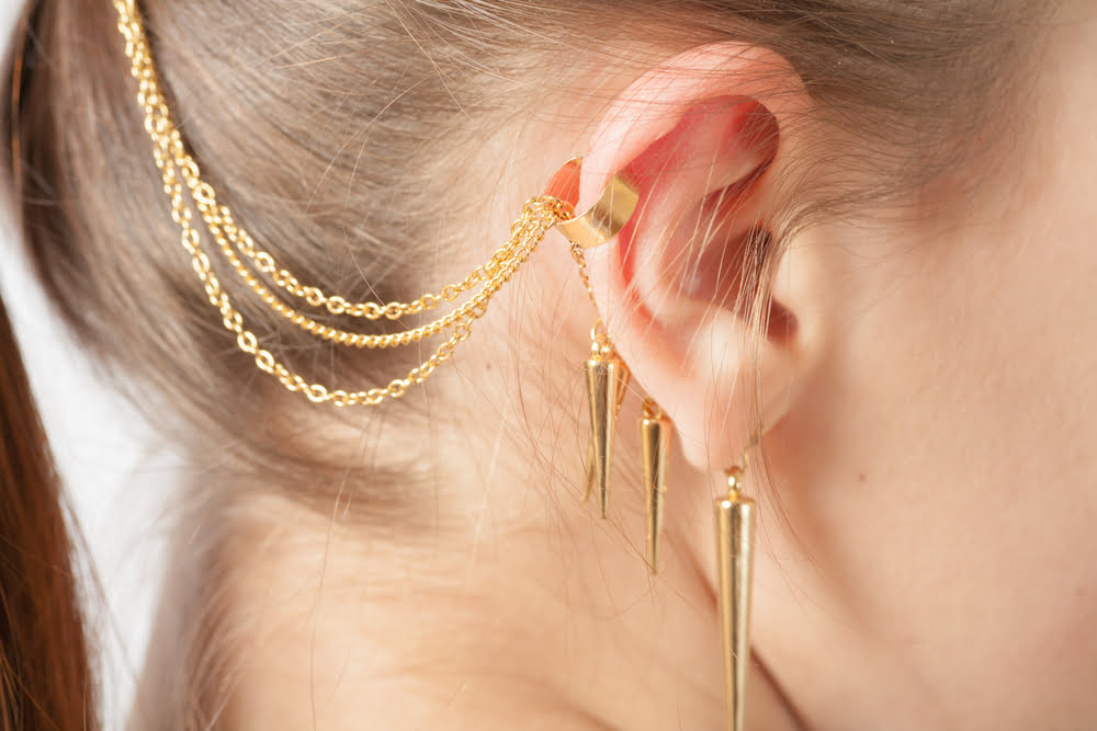health benefits of ear piercing