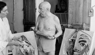 pablo picasso twenty-three words long name