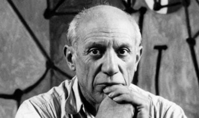 pablo picasso famous name