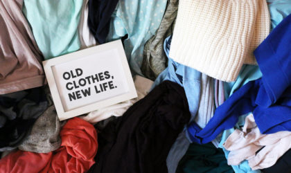 9 Ways For Recycling Old Clothes – Evergreen DIYs