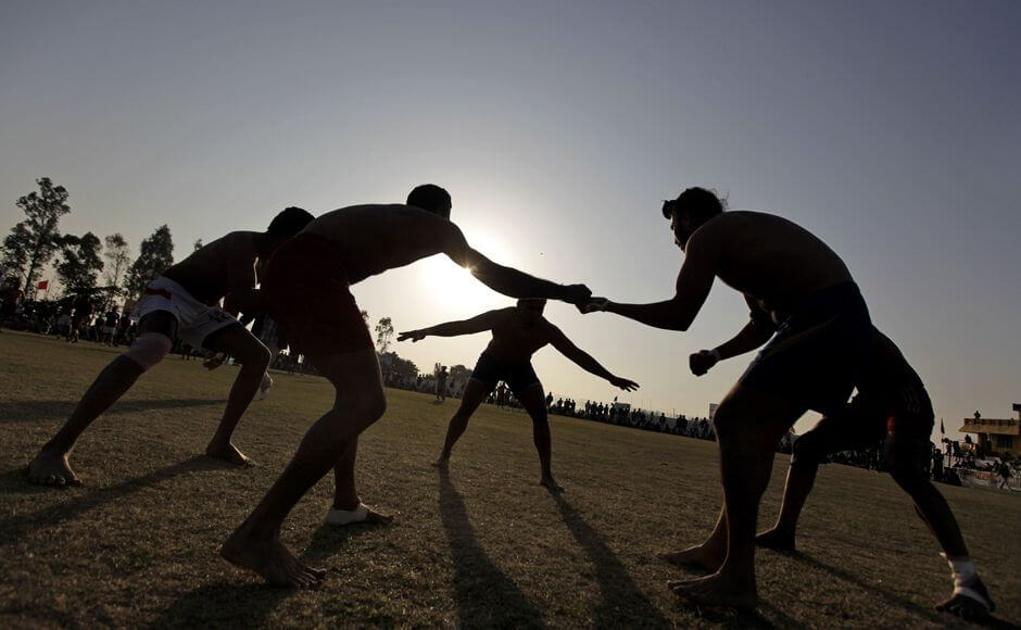 indian sports game