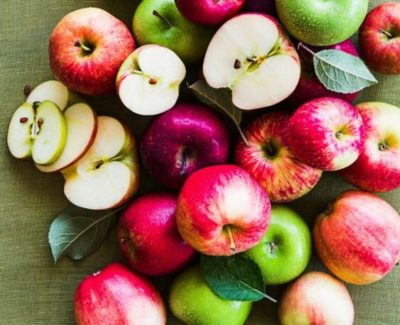 apples food facts