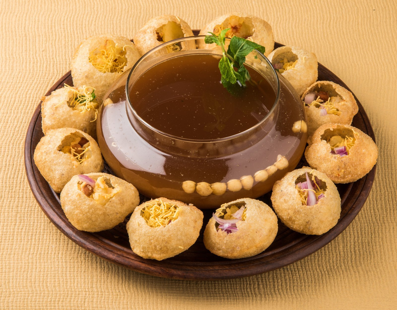 The Invention of Your Favourite Snack - Pani Puri