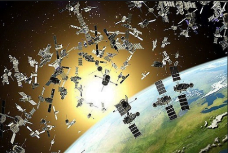 Space Junk--Procaffenation
