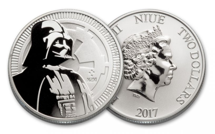 Star wars coin