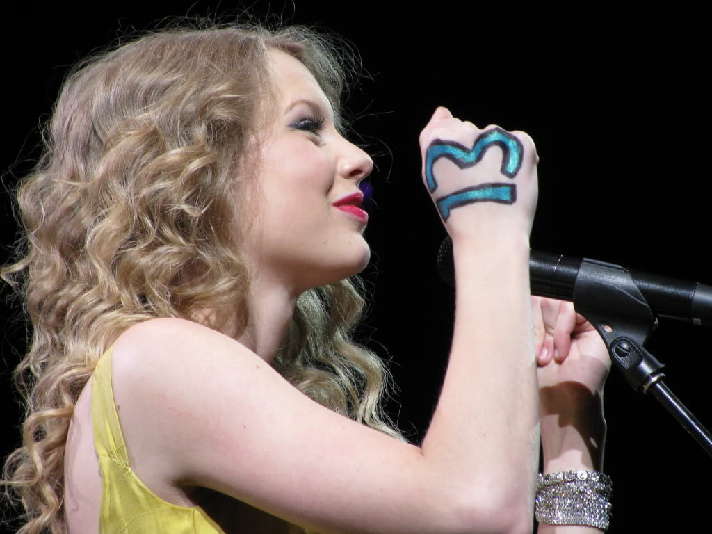 Number 13: Taylor Swift
