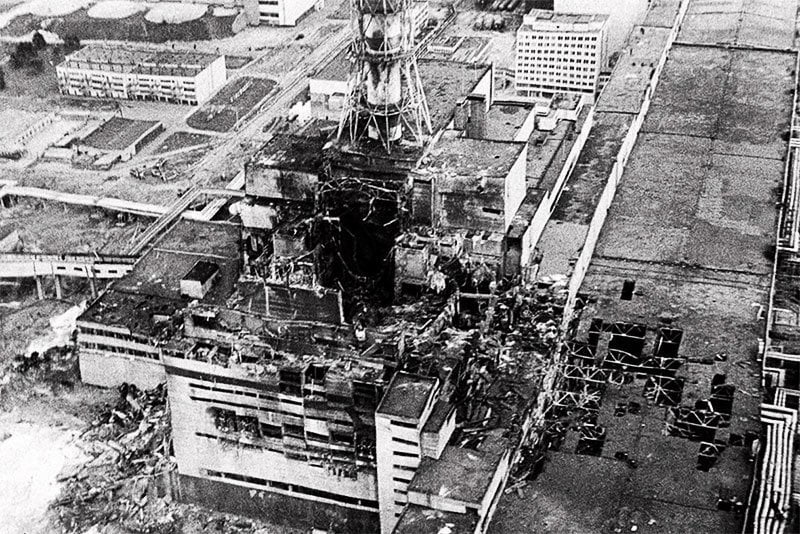 Chernobyl Disaster: The 1986 Nuclear Explosion