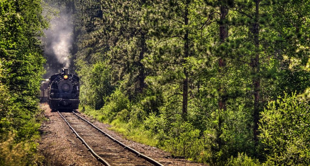 Railway System in USA