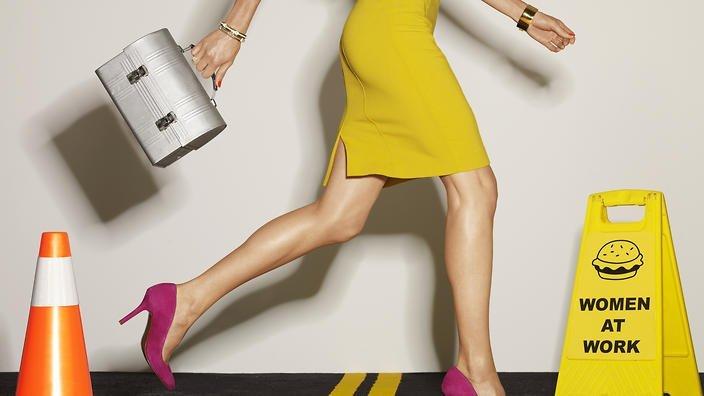 heels and feminism