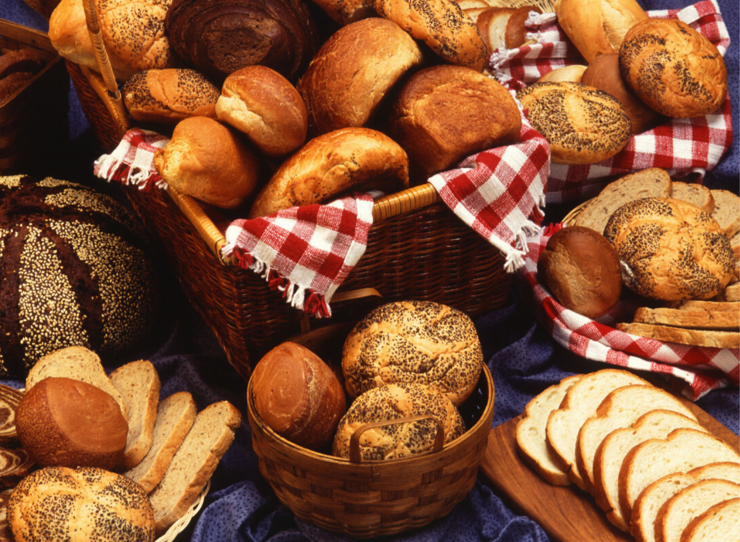 Know How The World Makes Its Bread