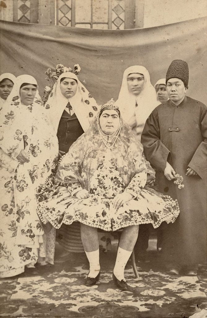 Princess Qajar life