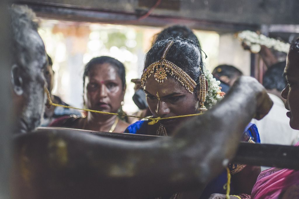 transgender wedding to Lord Aarvan