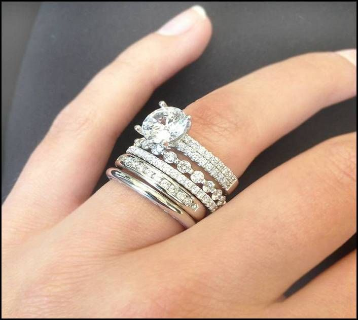 6. Stackable rings